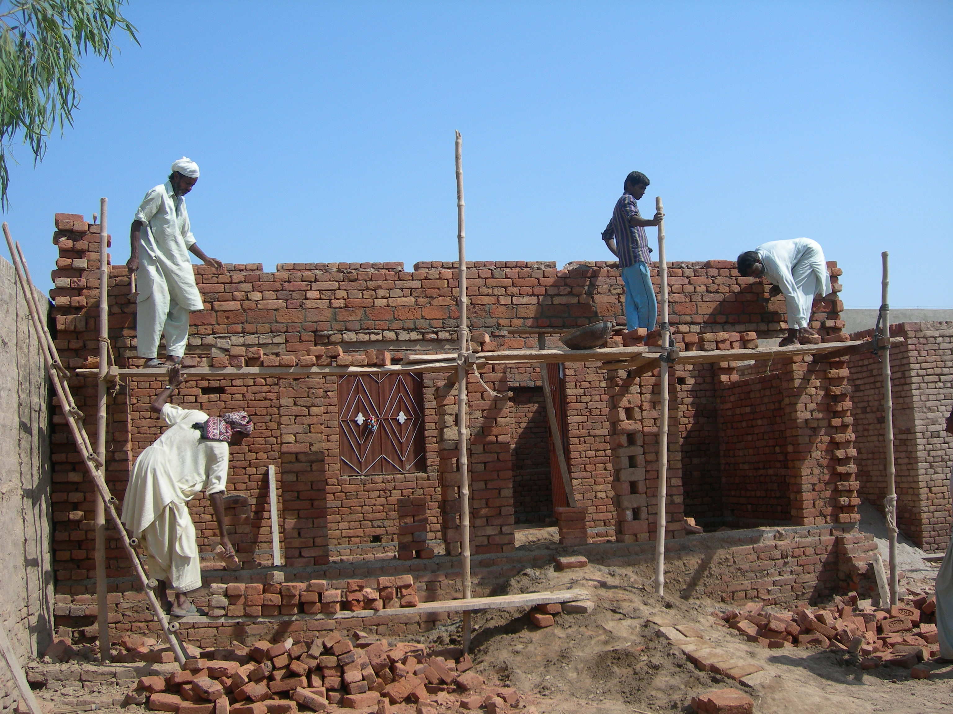 House Construction House Construction In Pakistan