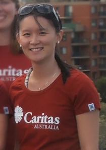 Lilian Chan. Credit: Caritas Australia